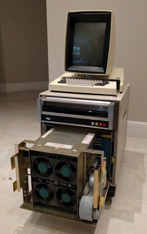 Restoring Y Combinator's Xerox Alto, day 3: Inside the disk drive