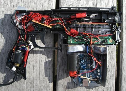 Arduino Powered Laser Tag