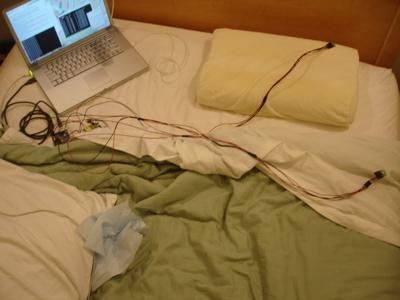 Arduino Sleep Tracker