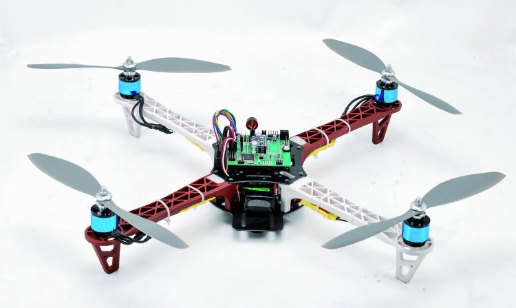 Let's Build an Open Source Quadcopter – Part 2