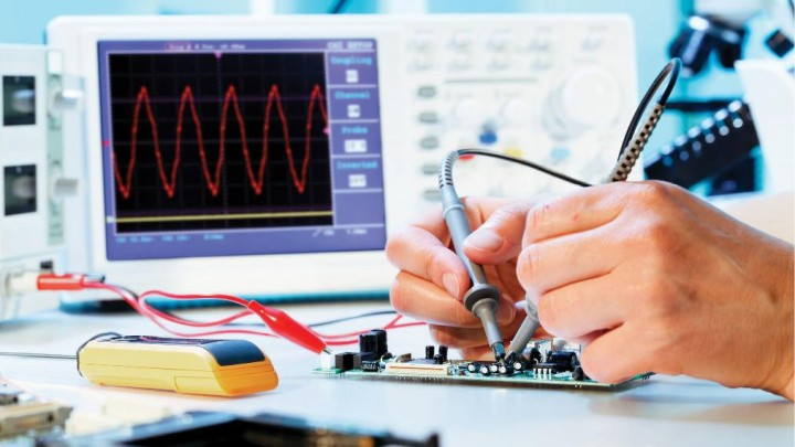 Measuring with Digital Storage Oscilloscopes