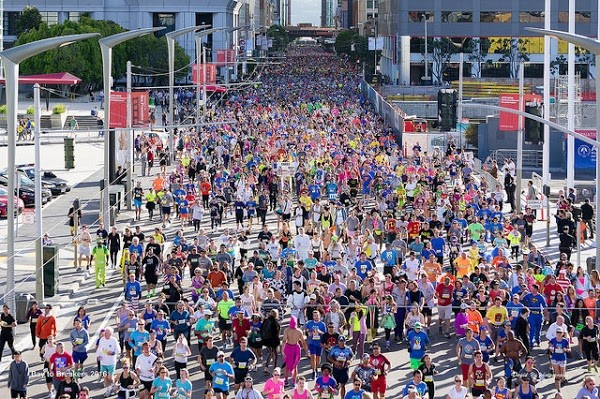 """Inside the tiny RFID chip that runs San Francisco's """"Bay to Breakers"""" race"""