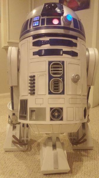 R2-D2 build
