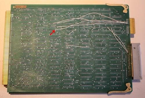 Xerox Alto restoration day 5: Smoke and parity errors