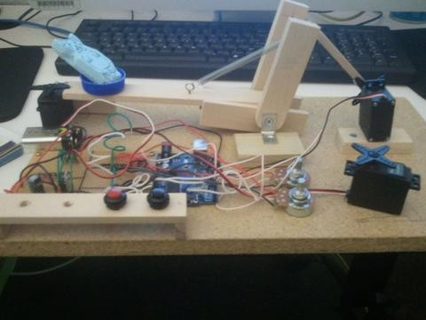 DIY Arduino Catapult