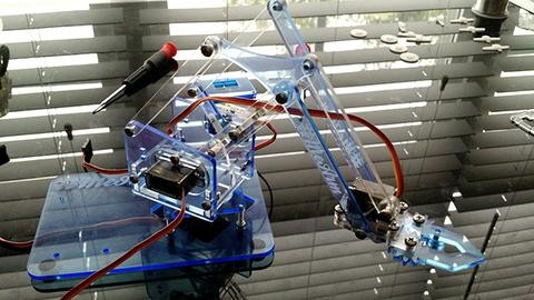 Build an Arduino Robotic Arm