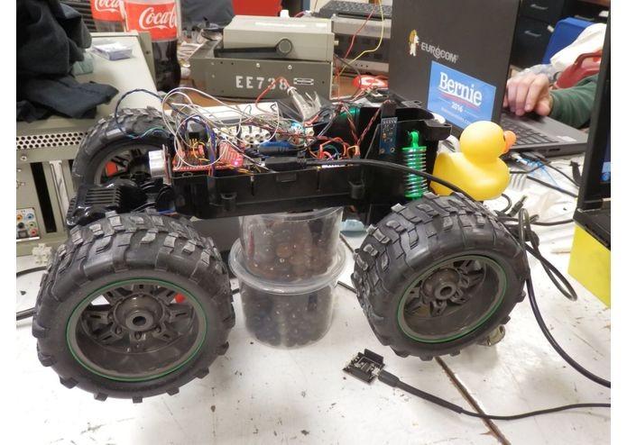 derpderp – Autonomous arduino-based robot