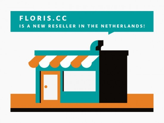 Meet Floris.cc: a new Genuino reseller in The Netherlands