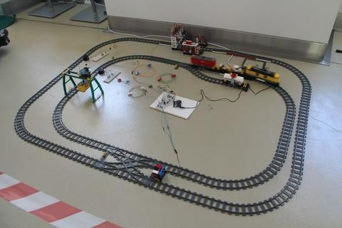 Control Your Lego Trains with Arduino