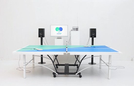 Ping Pong FM is a fun, musical take on table tennis