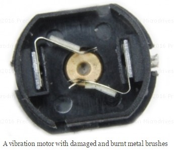 App note: Lifetime of DC vibration motors (MTTF & FIT)