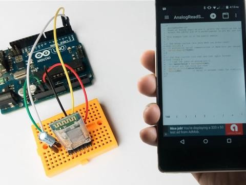 Skill Sunday: Uploading an Arduino Sketch over Bluetooth