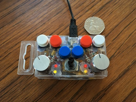 Making beats on a tiny Arduino DJ controller