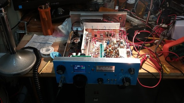 FPM5 Wiring Virtually Complete ~ Smoke Test is Complete!