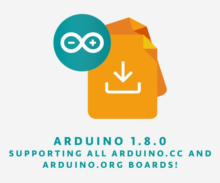 New IDE for all Arduino boards!