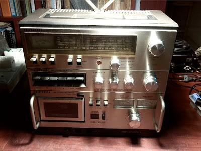 Telefunken HiFi Studio 1 restoration