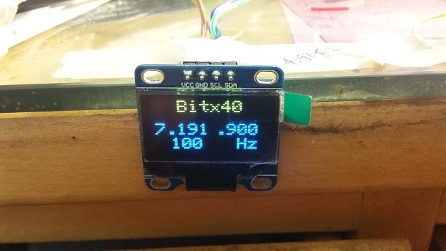 More Hacking of the Bitx40