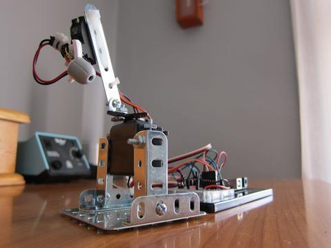 Robotic Cat Laser