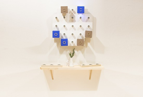 TheHuntis both a playful game and tasteful home decor
