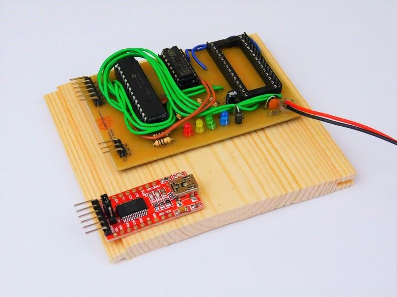 Build Your Own Z80 Computer Project, Part 3: EEPROM Programmer