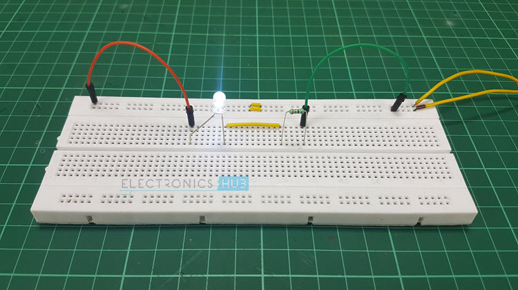 Simple LED Circuits Image 1