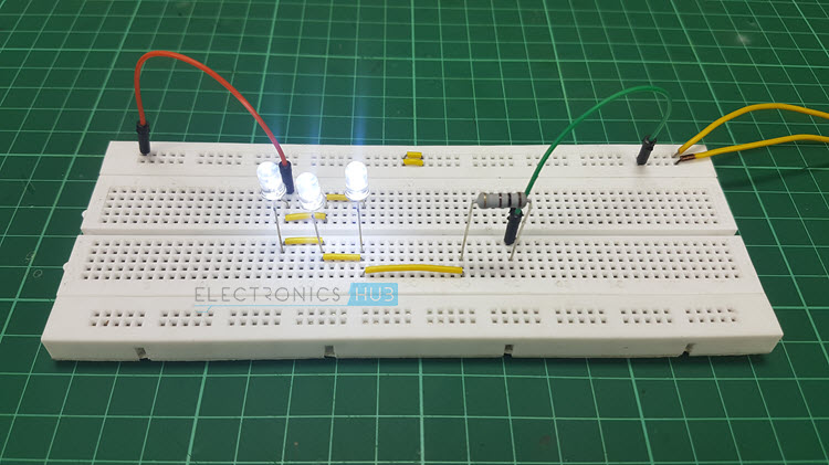 Simple LED Circuits Image 3