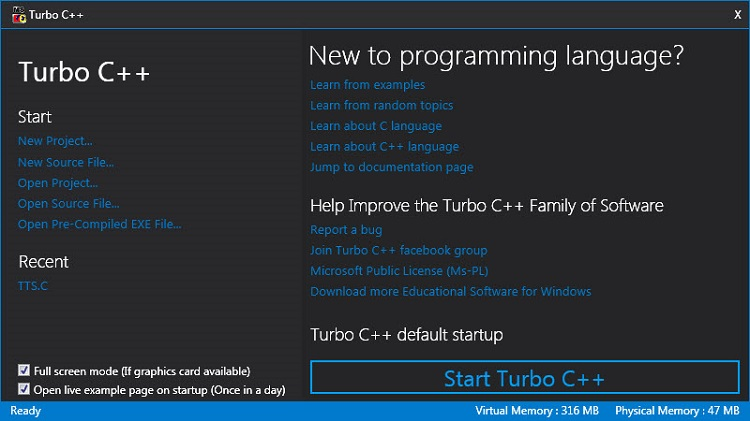 rland turbo c++ 45 free download for windows xp