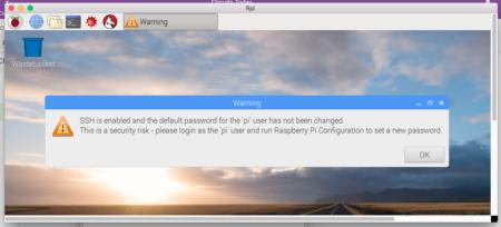 Raspberry Pi as Server