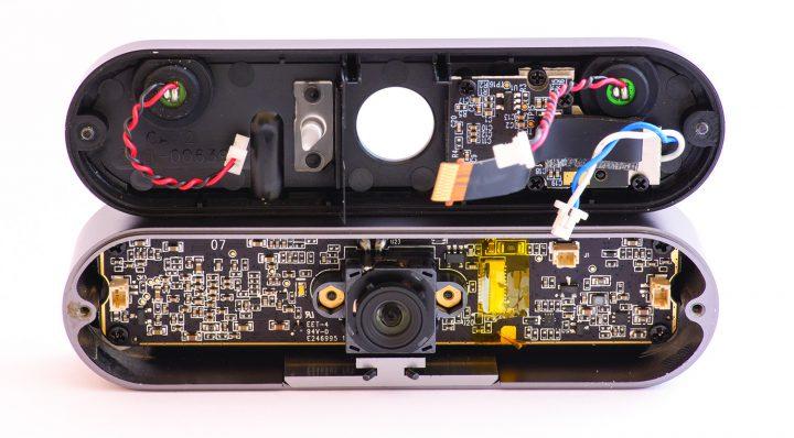 Logitech Brio 4K webcam rework instructions