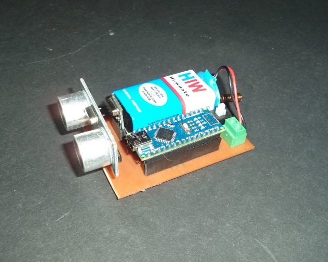 Water Level Indicator Using Arduino