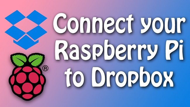 Connect your RPi to Dropbox to make your own NAS on Raspberry Pi better