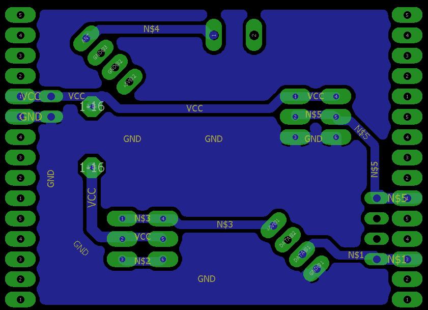 Receiver PCB