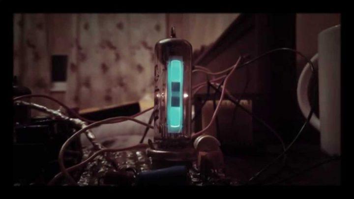 The Magic Eye – VU Indicator using vacuum tube