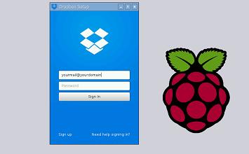 Raspberry Pi backup with Dropbox