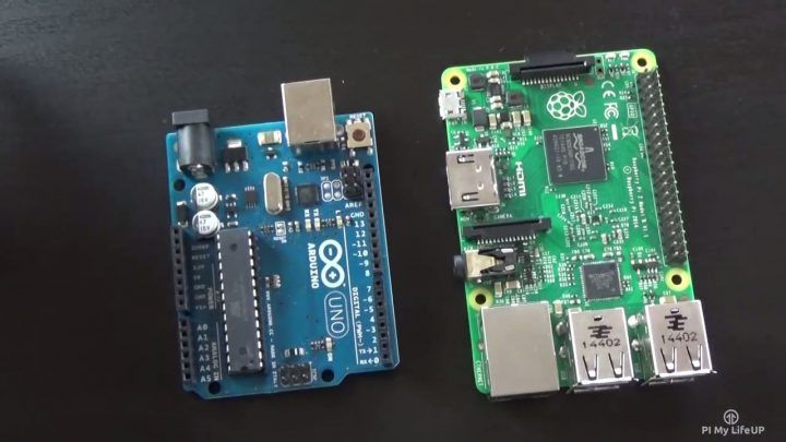 Ten differences between Raspberry Pi and Arduino