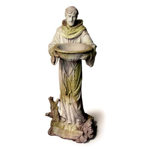 Saint Francis with Bowl