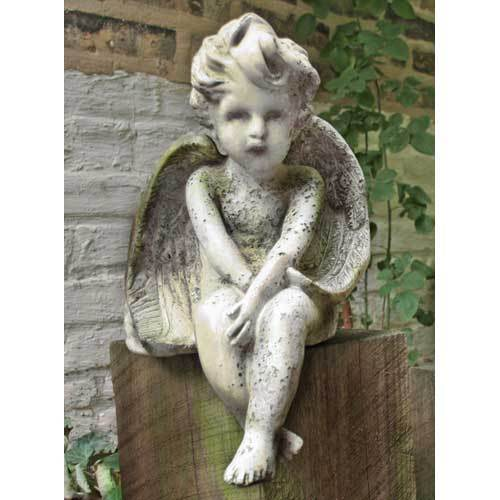 Meditation Cherub Medium 15