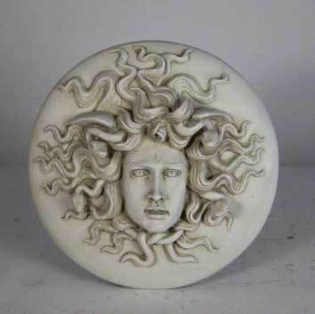 Medusa Wall Plaque 18