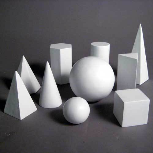 10 Piece Shape Set