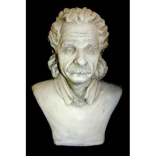 Einstein Bust Small 9H