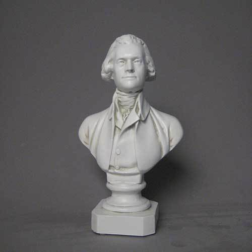Thomas Jefferson By Houdon