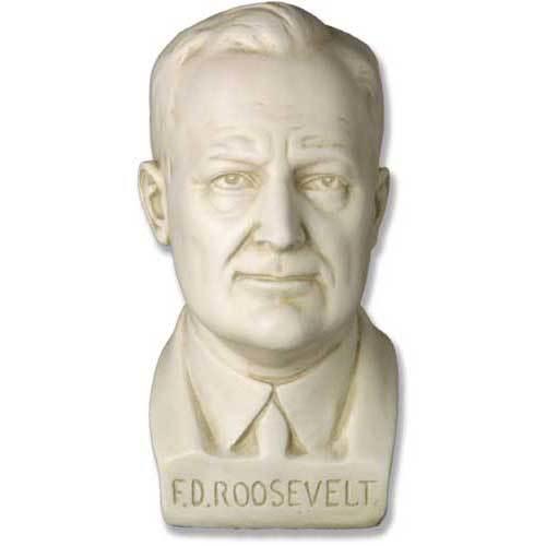 Franklin D.Roosevelt Bust