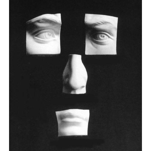 "David's Face Set (size varies 5""h tp 9""h"