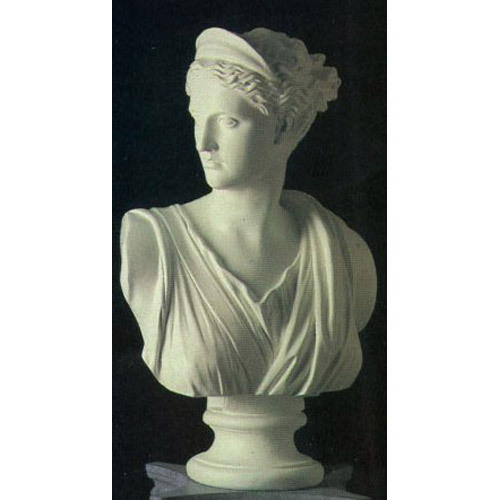 Diana Bust Small 13