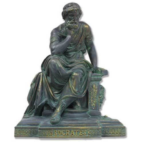 Socrates Seated