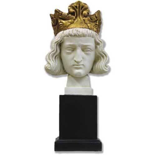 Saint Louis Bust