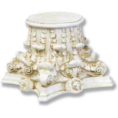 Corinthian Riser Candleholder