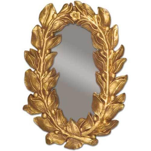 Laura Leaf Mirror