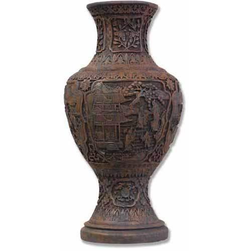 Cinnabar Vase 20