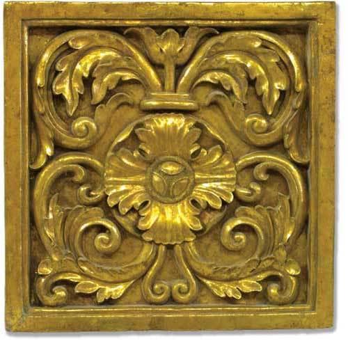 Square Decoration